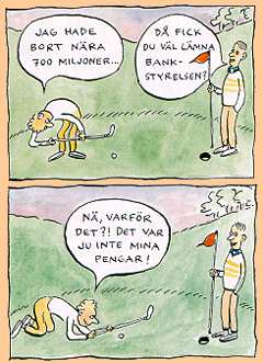 bank o ban-golf